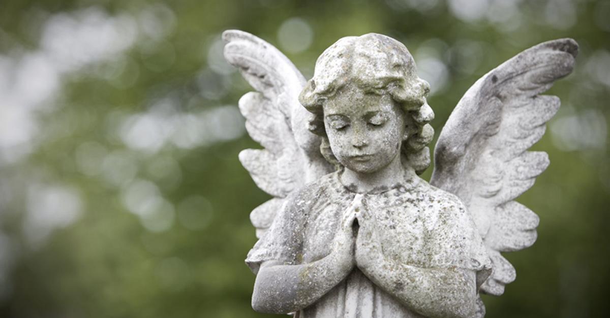 Ange Image un ange qui se manifeste ?