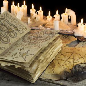 sorcellerie et magie