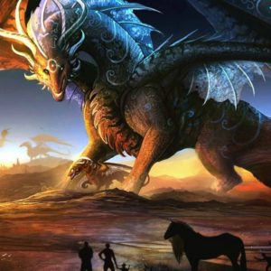 dragon symbole spirit